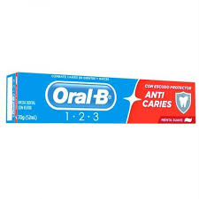 Creme Dental Oral -B